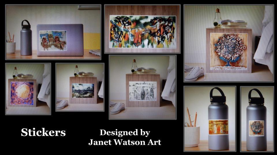 New art 14 (c) Janet Watson Art