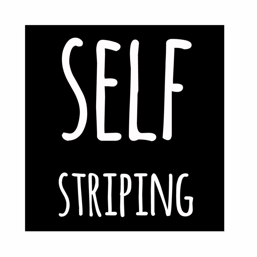 Self Striping