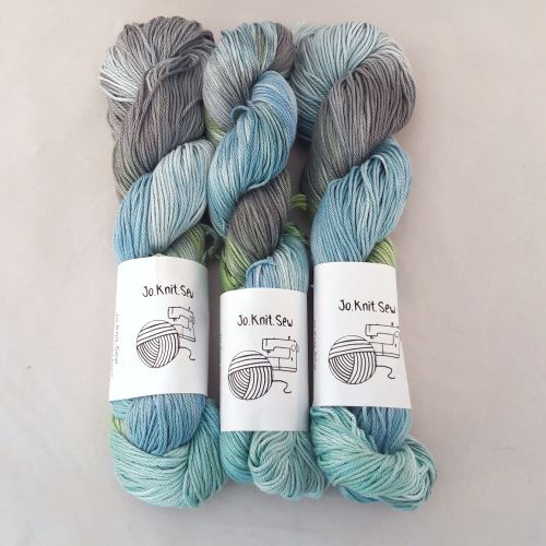 Coastal Breeze - Pima Cotton DK