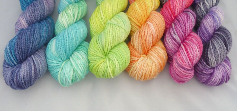 30 Shades of Fade - DYED TO ORDER
