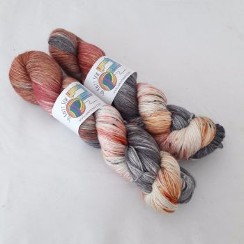 Into the Woods on BFL / Silk Sock