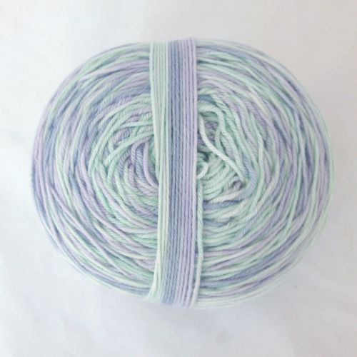 Subtle Stripes Self Striping Sock Yarn