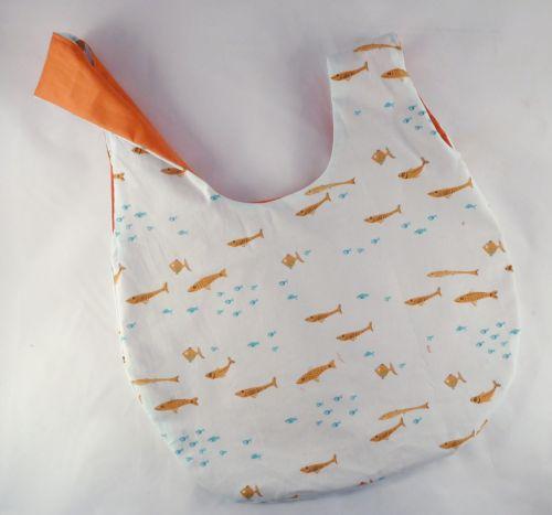 Fisheeeees Medium Project Bag