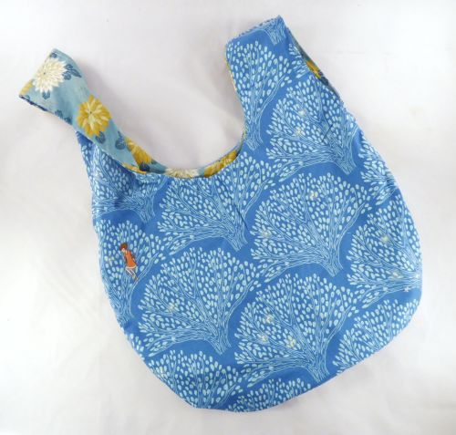 Enchanted Forest Medium Project Bag