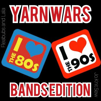 YARN WARS - Bands Edition