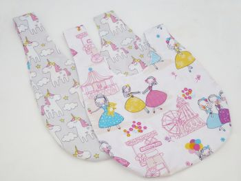 Unicorns & Candy Floss Medium Project Bag