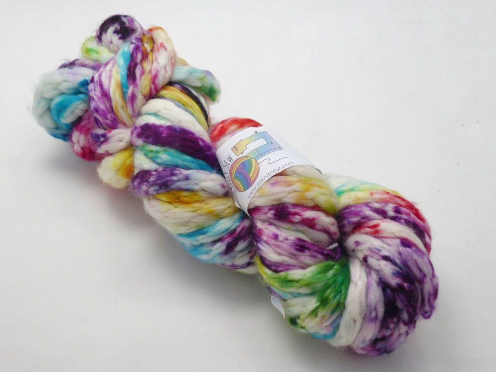 Rainbow-ish Gorilla Yarn