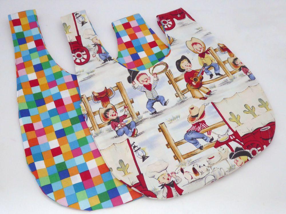 Cowboy Kids Medium Project Bag