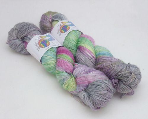 So Long Sucker on Merino / Silk Sock