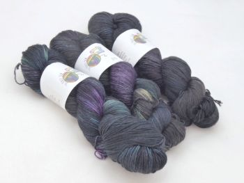 Opal's Eve on SuperMerino Sock