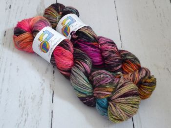 Conjured on Super Merino Aran