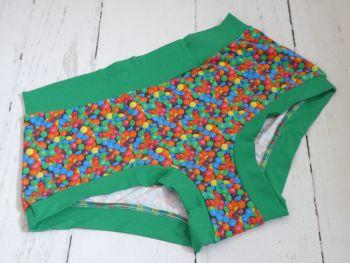 LARGE Boy Shorts UK 14-16 - Mmmmms