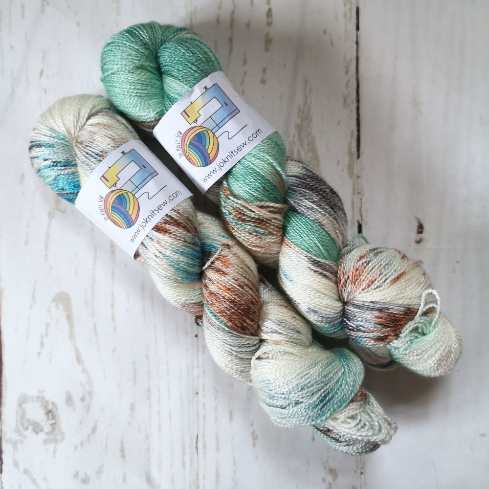 The Pirate on BFL / Silk Lace