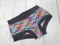 SMALL Boy Shorts UK 6-8 - Teeny Knitty