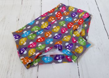SMALL Boy Shorts UK 6-8 - Shroomy Shrooms