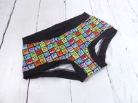 XL Boy Shorts UK 18-20 - Square Expressions