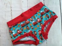 LARGE Boy Shorts UK 14-16 - Firemen