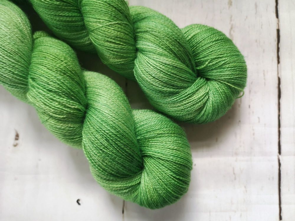 Fern Gully on BFL / Silk Lace