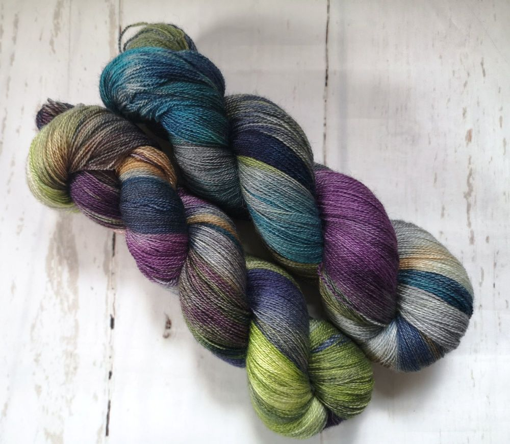 Opal's Eve on BFL / Silk Lace