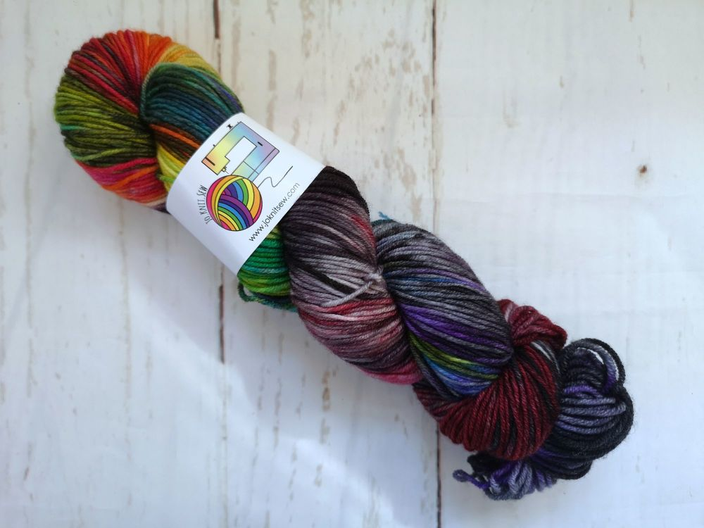 Mood on Super Merino Crazy 8 DK