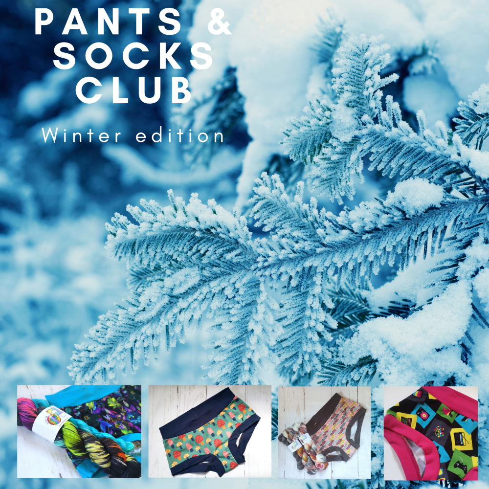 Deluxe Pants Club - Winter Edition