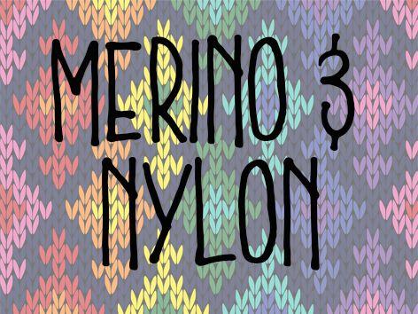 Merino / Nylon