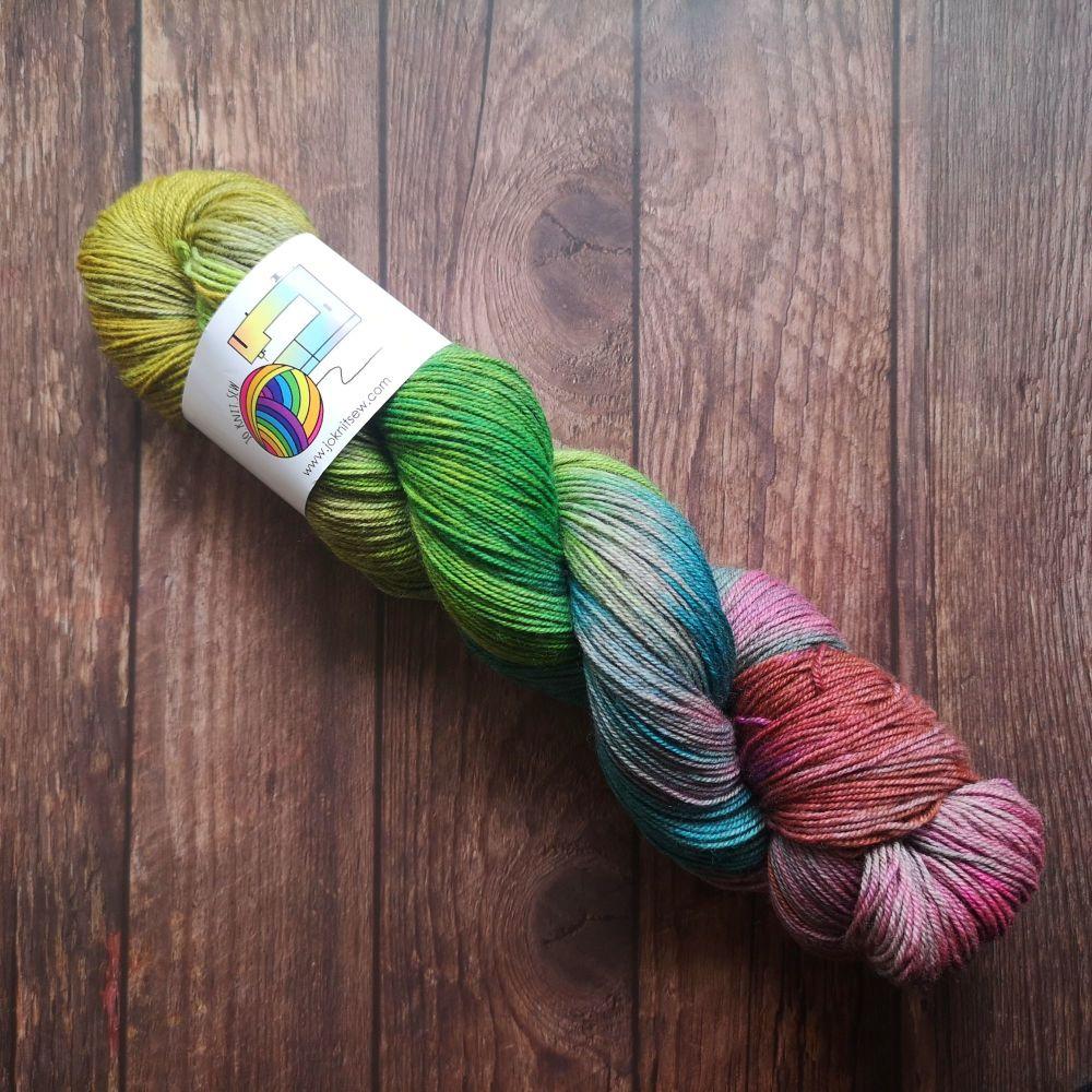 My People on Merino / Yak / Nylon sock