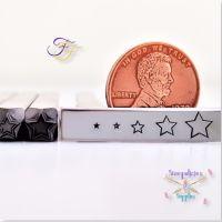Star Metal Design Stamps