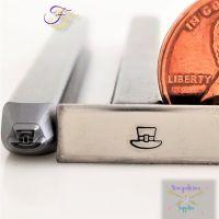 Leprechaun Hat Metal Design Stamp