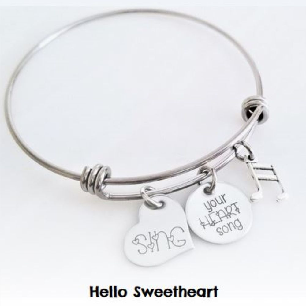 Hello Sweetheart - Available In Different Sizes