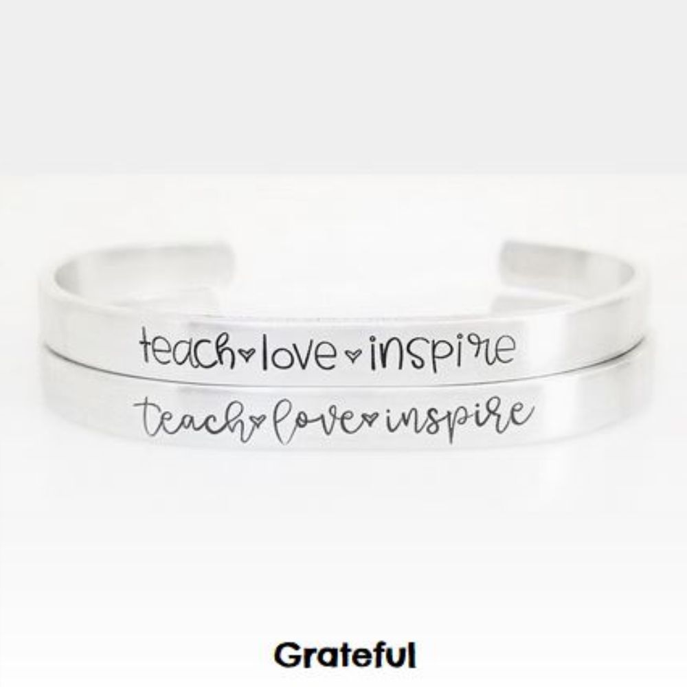Grateful - Available In Different Styles