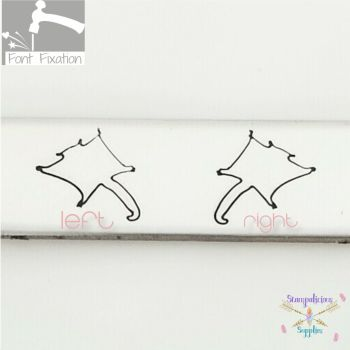 Sugar Glider Metal Design Stamp - Which One?