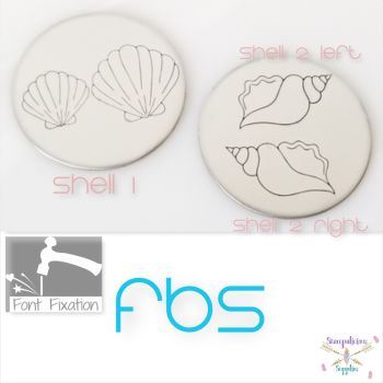 Seashell Metal Design Stamps - Which One?