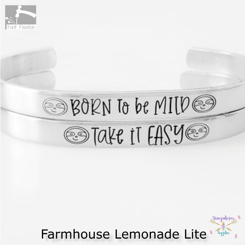 Farmhouse Lemonade Lite - Avail. In Differen Sizes