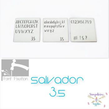 3.5mm Salvador - Which Set?