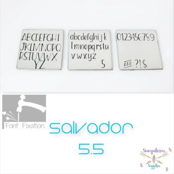 5mm Salvador - Which Set?