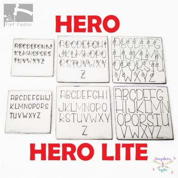 Hero / Hero Lite - Which Set? - Different Sizes & Styles