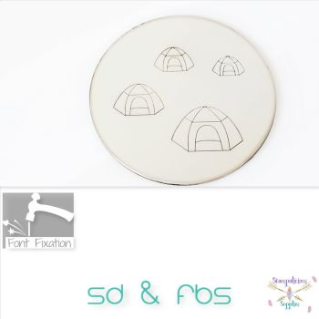 Tent Metal Design Stamps - Which One?