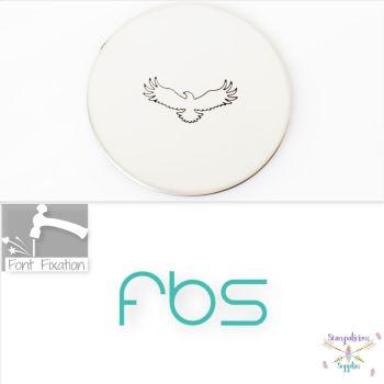 FBS Large Eagle Metal Design Stamps