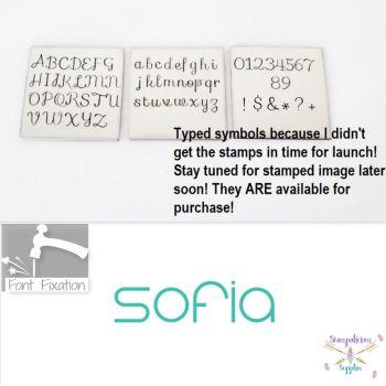 3.5mm Sofia Cursive Metal Font - Which Set?