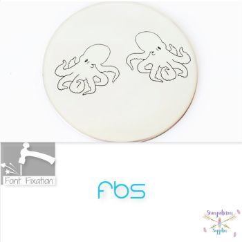 Large Octopus Metal Design Stamps - Which One?