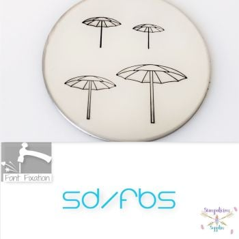 Beach Parasol / Umbrella Metal Design Stamps - Which One?