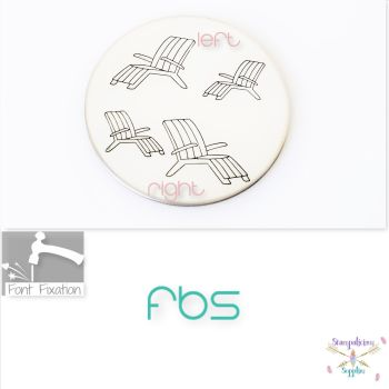 Beach Chair Metal Design Stamps - Which One?