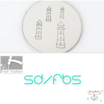 Lighthouse Metal Design Stamps - Which One?
