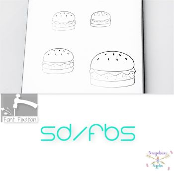 Burger Metal Design Stamps - Which One?