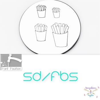 Fries Metal Design Stamps - Which One?