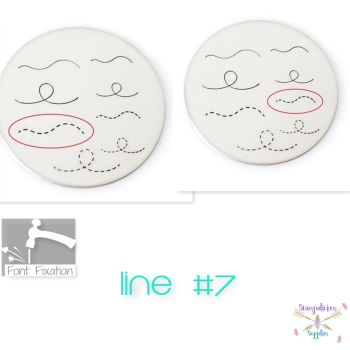 Line #7 Metal Design Stamps - Which One?