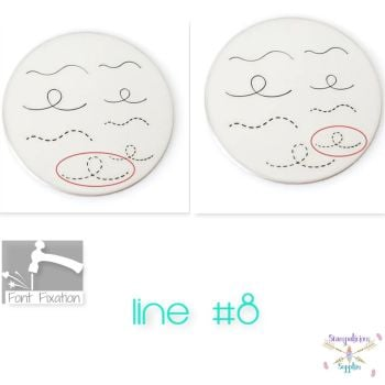 Line #8 Metal Design Stamps - Which One?