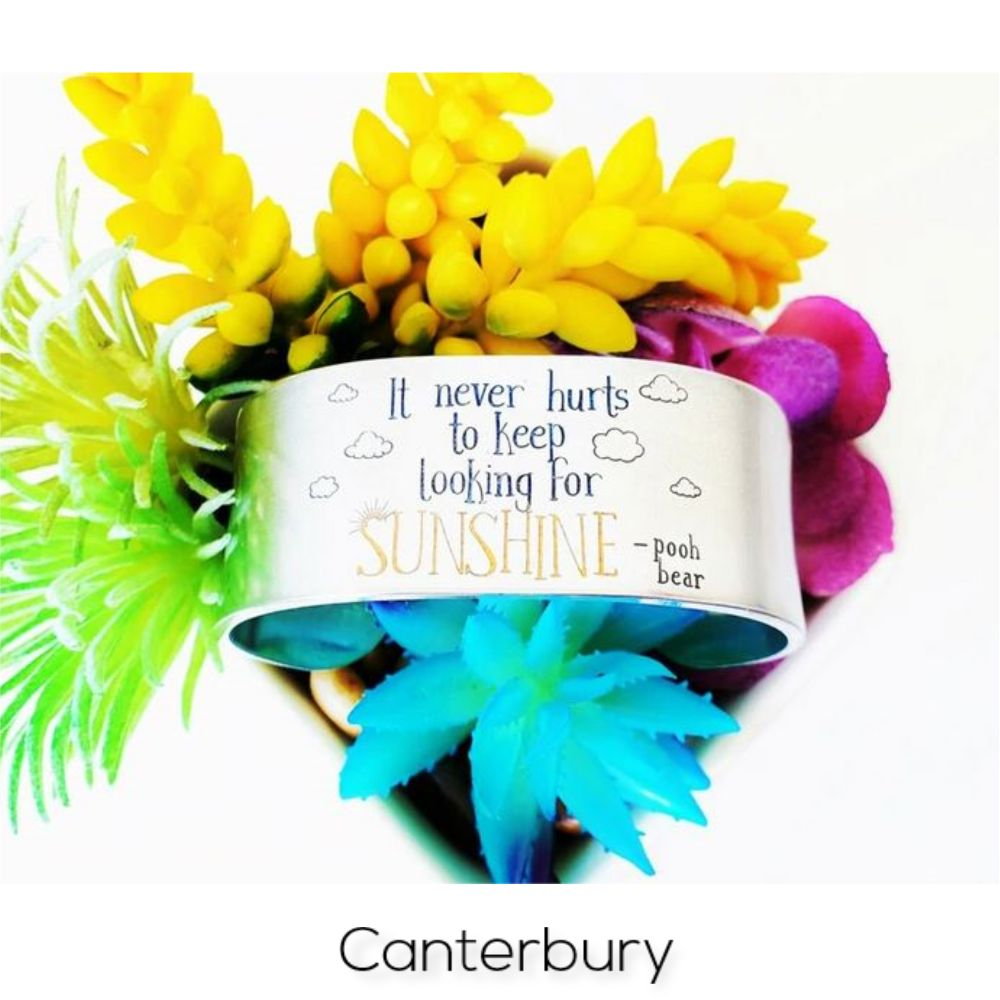 Canterbury - Different Sizes Available