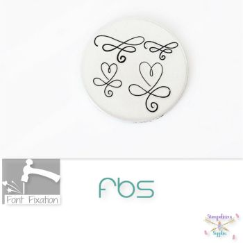 Wedding Flourishes Metal Design Stamps - Which One?
